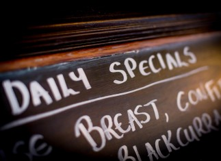 Lunch Menu from £10.95