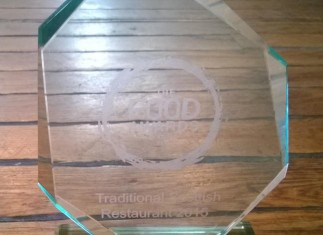 Best Traditional Restaurant 2015